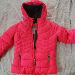 Girls med snow jacket